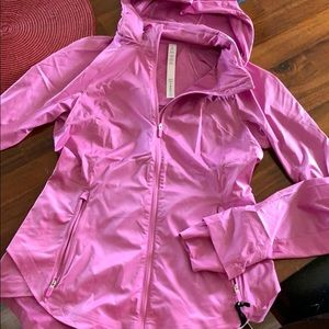 NWT Lululemon Running Jacket